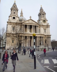 LONDON ST PAUL'S CATHEDRAL 3_8