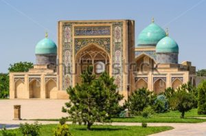 mosque near ghalb mohallah tashkent