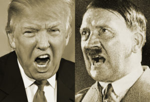 Donald-Trump-Adolf-Hitler