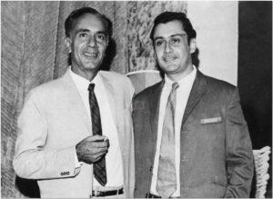 Balraj and Parikshit Sahni